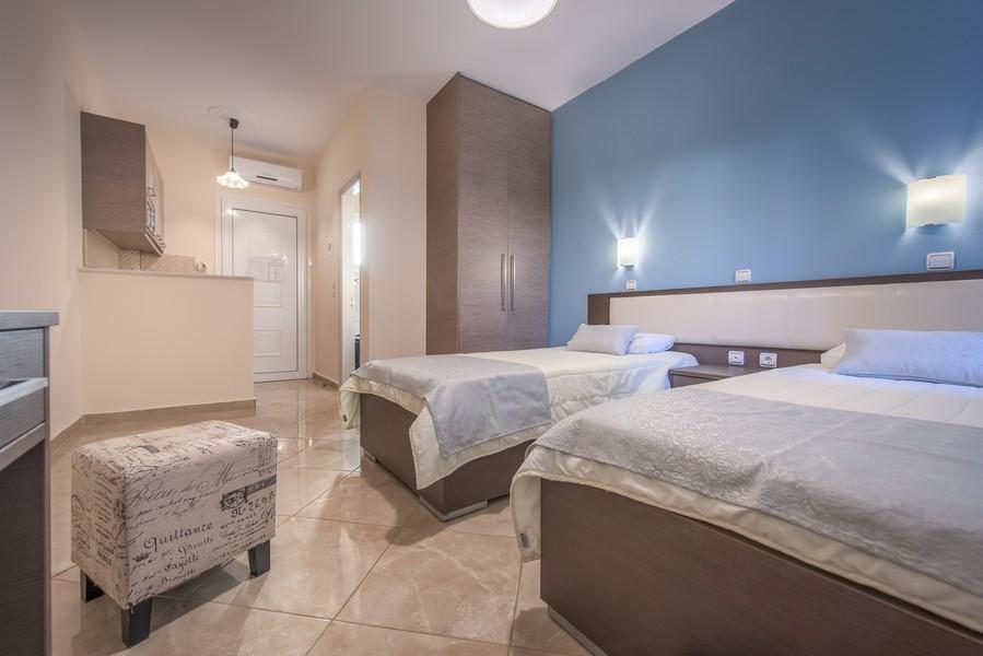 2 Bed Studio (2 single Bed)